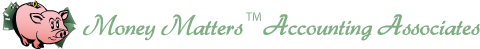 Money Matters Accounting Logo