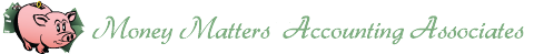 Money Matters Accounting Logo